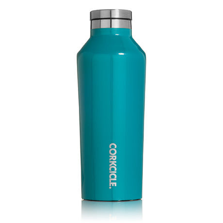 Corkcicle 16oz. Canteen Gloss Biscay Bay