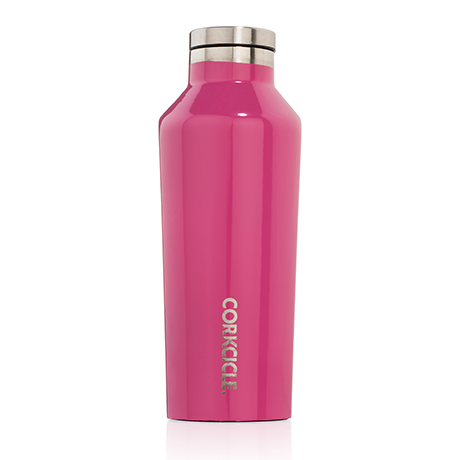 Corkcicle 9oz. Canteen Gloss Pink