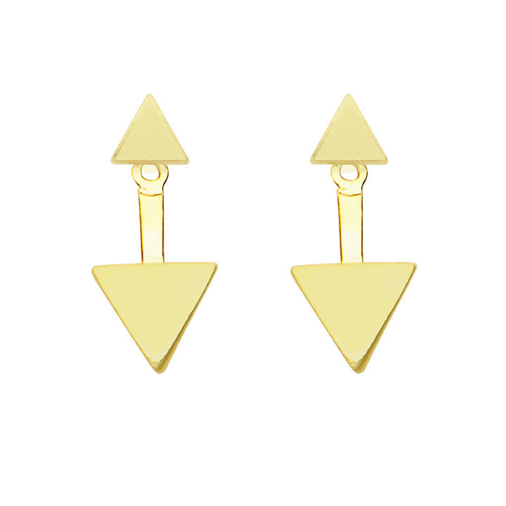 Minx Earrings Gold