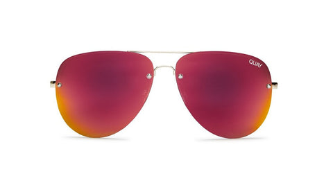 Quay Capricorn Sunglasses