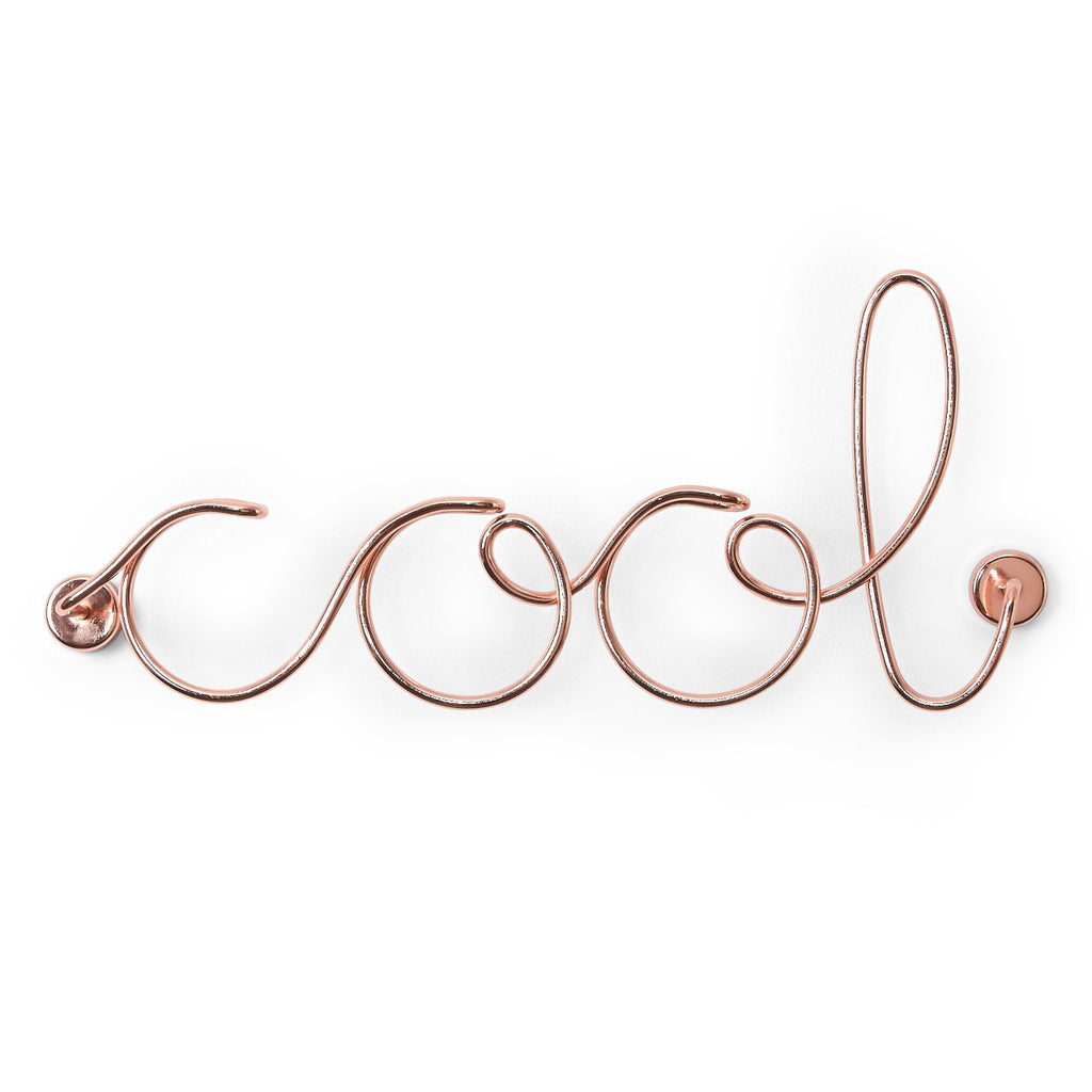 Wired Cool Copper