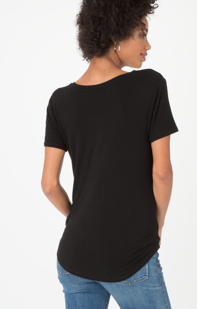 The Premium Sleek Jersey Pocket Tee