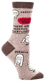 Assholes Are Everywhere Socks