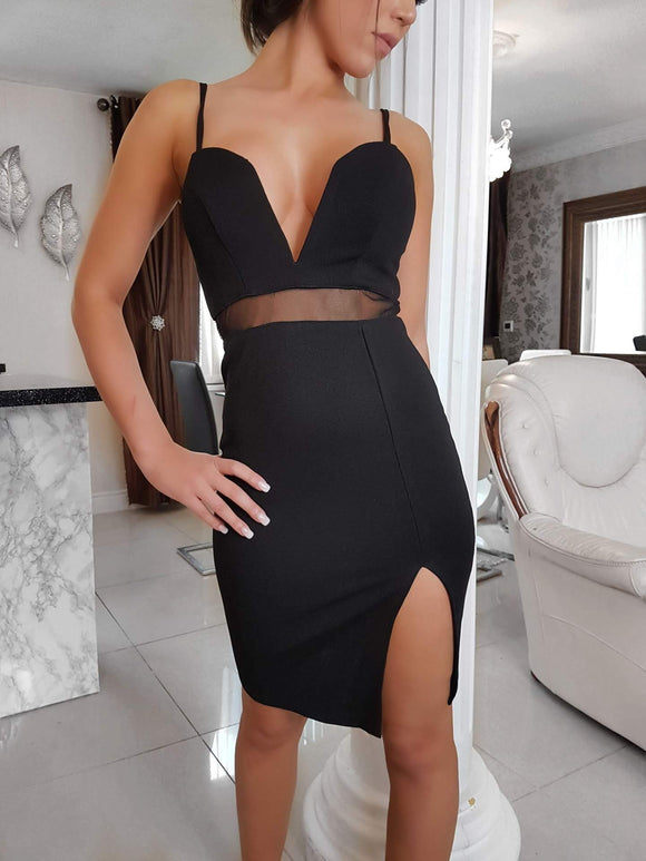 ' MINDY' Bodycon Dress - ROYA COLLECTION