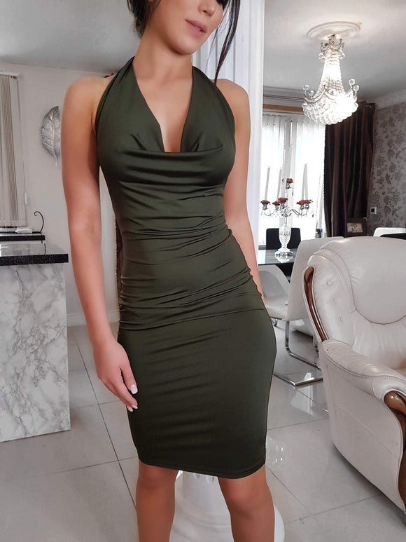 ' YANKE' Bodycon Dress - ROYA COLLECTION