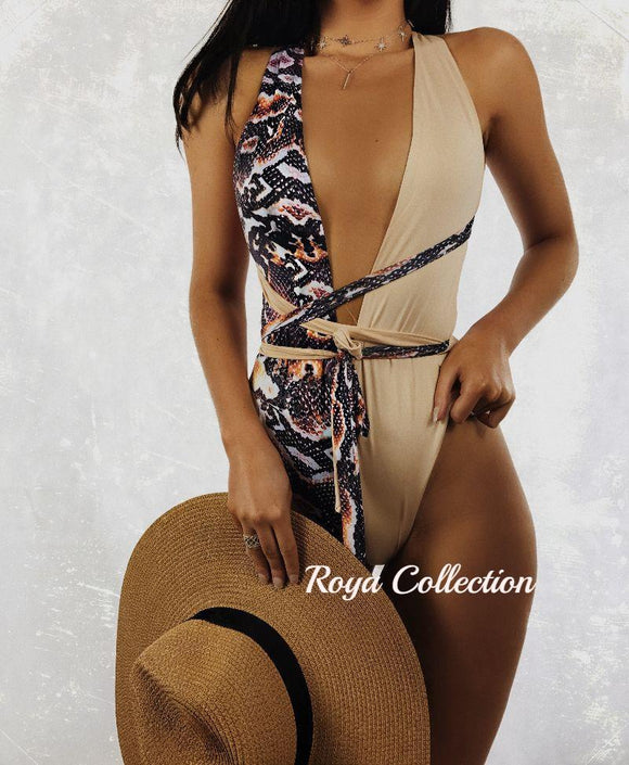 ZAKYNTHOS Swimsuit - ROYA COLLECTION