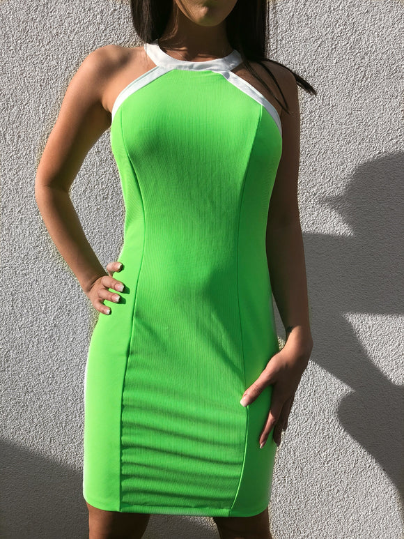 'SAMI' Bodycon dress - ROYA COLLECTION