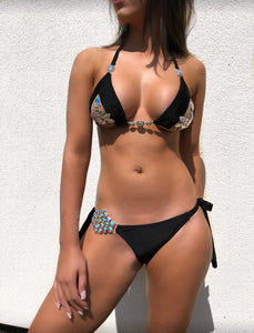 ' YAVA' Statement Jewel Bikini - ROYA COLLECTION