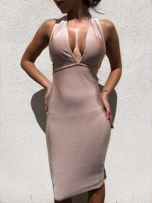 'ALL ABOUT YOU' Bandage Dress - ROYA COLLECTION