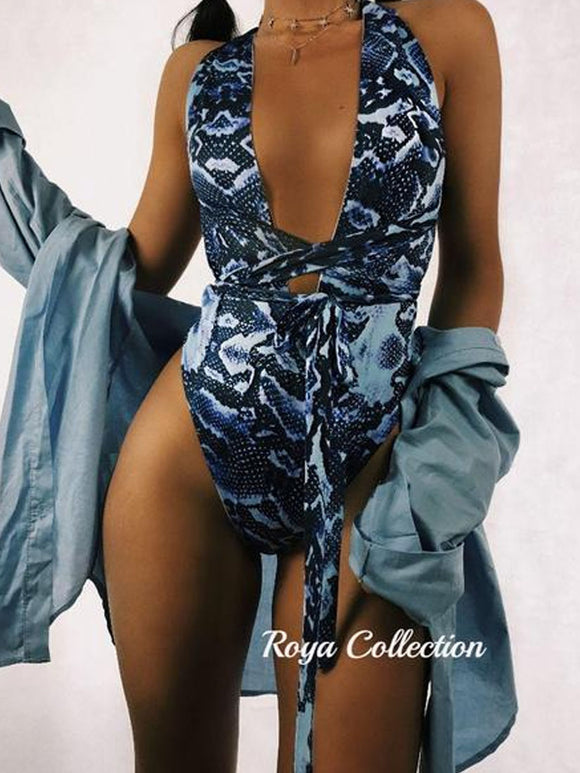 RHODES Swimsuit - ROYA COLLECTION