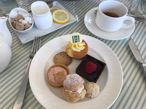 English Tea at The Huntington
