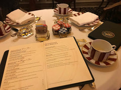 Afternoon Tea in Las Vegas