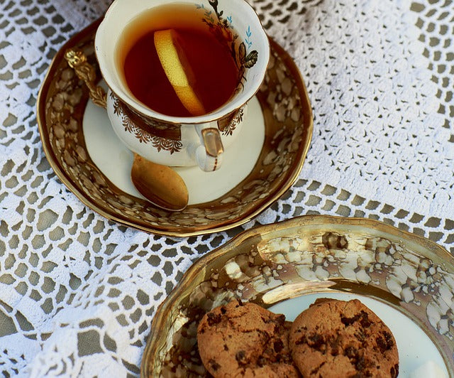 Chantilly Tea: Chocolate Lover's Tea Class