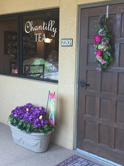 Chantilly Tea Retail/Office Location