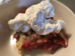 Strawberry Season: Chantilly Tests Recipes