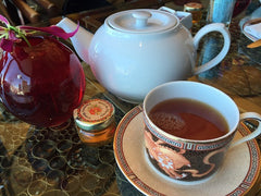 Thoughts about Creating an Afternoon Tea: Chantilly's 1st Cooking Class