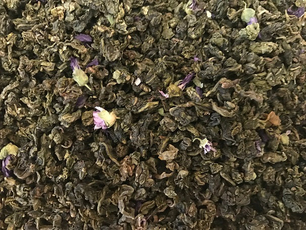 New Rare Oolong at Chantilly Tea