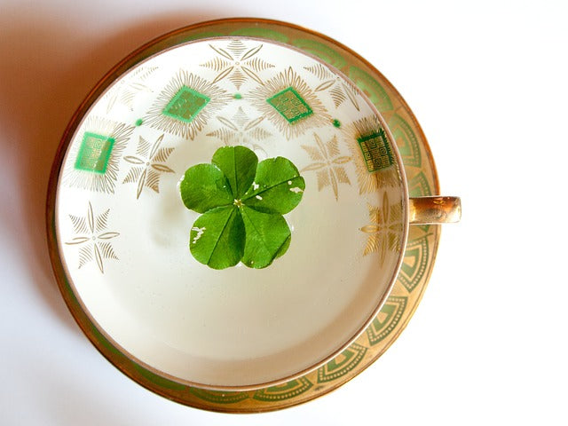Chantilly Tea: St. Patrick's Day