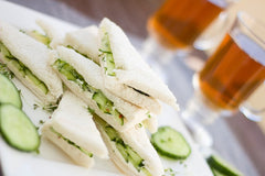 Delicious Tea Sandwiches