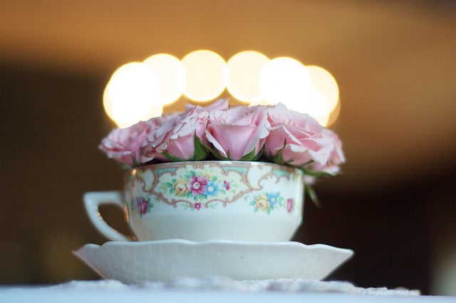 Chantilly Tea: Mother's Day Rose Tea
