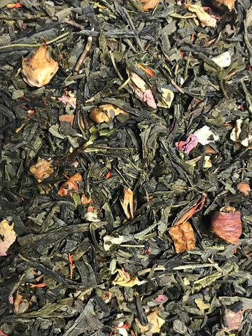 Chantilly Tea's Apple Spice Green Tea