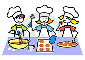Chantilly Tea Kids Summer Cooking Class