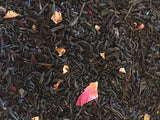 Rose Scented Flavored Black Tea