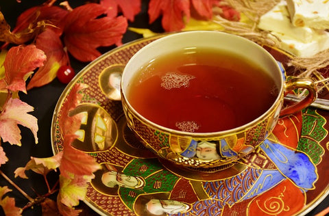 Chantilly Tea's Harvest Tea