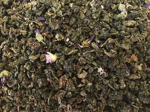 Orchid Oolong from Chantilly Tea