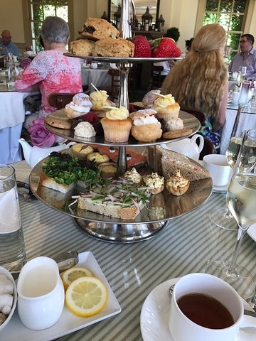 Tea Tier at The Huntington