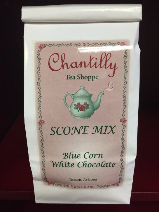 Blue Corn White Chocolate Scone Mix
