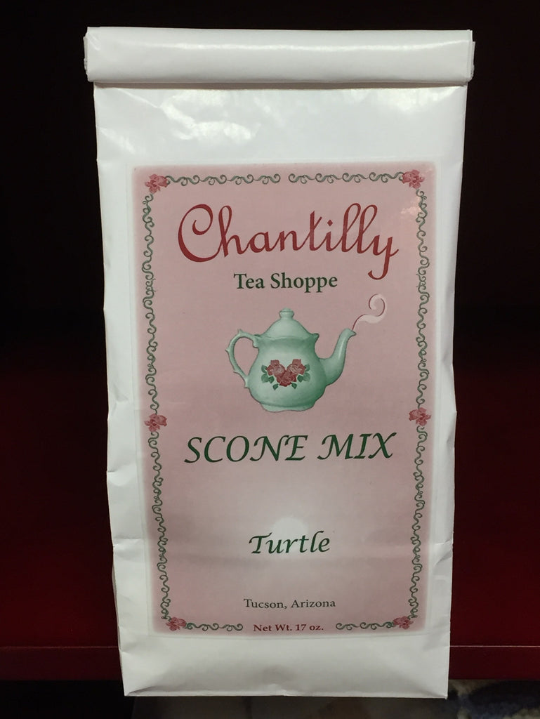 Turtle Scone Mix