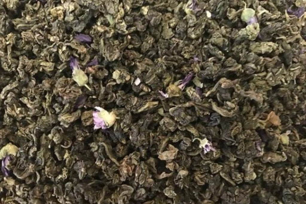 Orchid Ooling Chantilly Tea
