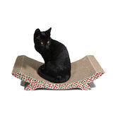 Cat Scratcher Cat Toy large Scratcher with Catnip Handmade Cats Kitten Scratching Post Interactive Toy For Pet Cat Training - Pestora