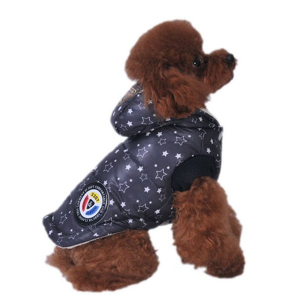 High Quality Warm Dog Vest