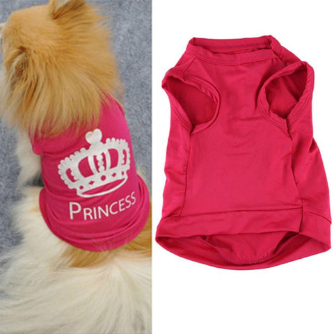 Love Home Pet Cat Cute Dog Clothes Vest Summer Coat Costumes clothing products for Dogs Top Quality free shipping