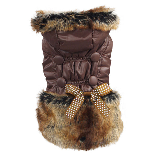 Factory Price! Large Dogs Cat Clothes Pets Apparel Puppy Dog Clothing Warm Coat Hoodie Jacket - Pestora
