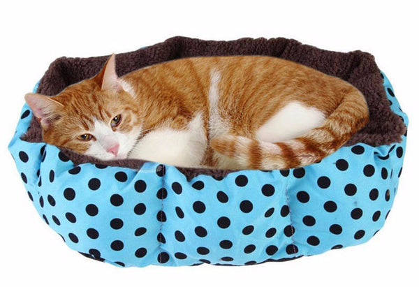 Soft Winter Beds for Cats and Dogs