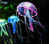 Glowing Artificial Silicone Jellyfish