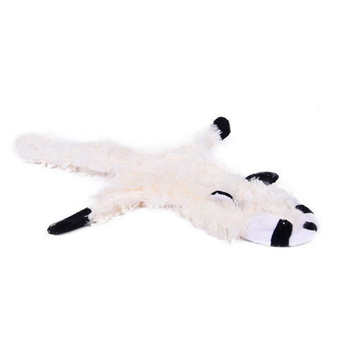 Cute Dog Toys Stuffed Squeaking Animals Pet Toy Plush Puppy Honking Squirrel for Dogs Cat Chew Squeaker Squeaky Toy for Pet - Pestora