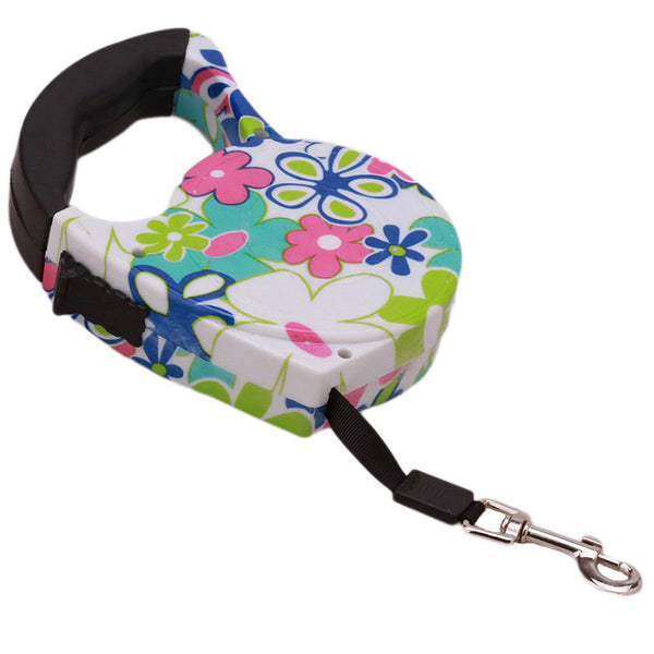 Automatic Retractable Pet Traction Cord