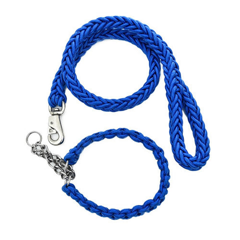 Free Shipping Large Dog Leash Big Dog Leash Chain Strong Dog Rope Pet Supplies Large Dog Collar Products For Animals Pet Shop - Pestora