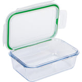 Glass Meal Prep Container (28 Oz, 1 Container)