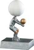 Volleyball Bobblehead Series P