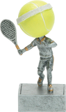 Tennis Bobblehead Series P