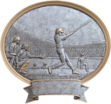 Baseball Sport Legend Oval Series P