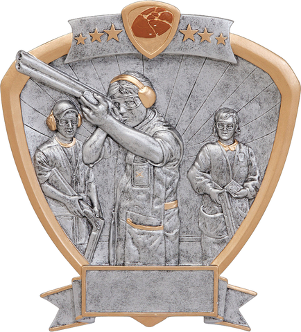 Trap Shooting Shield Series P