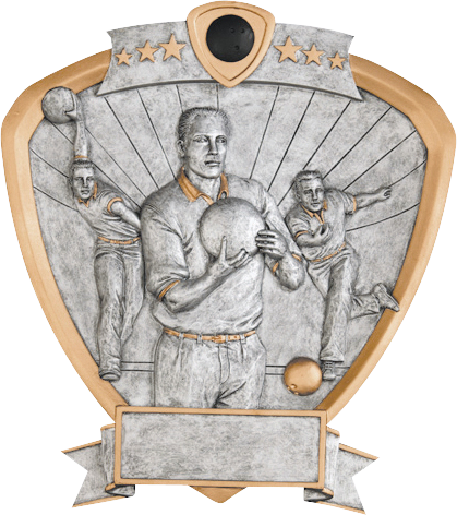 Bowling Male Shield Series P