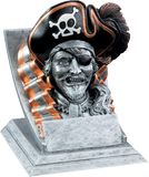 Pirate Mascot Series P