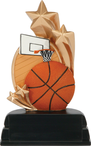 Basketball Star Resin Series P